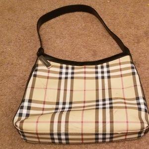 Authentic Burberry bag